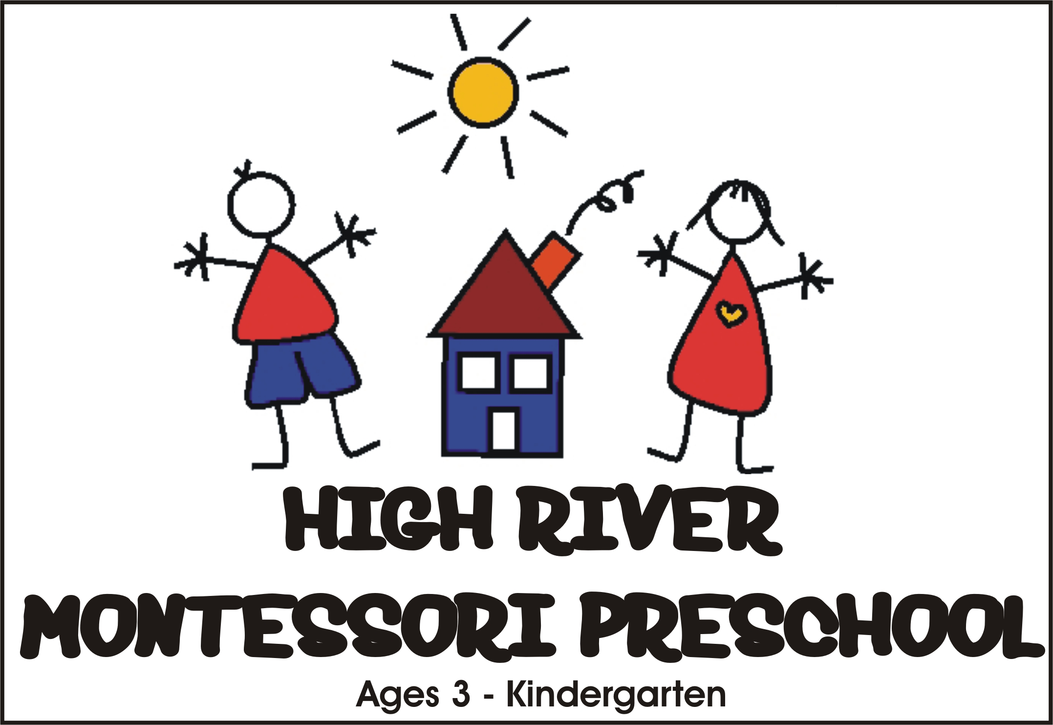 High River Logo